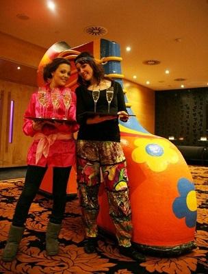 Themafeesten- 15 verschillende themafeesten met Live Muziek, DJ, Entertainment en authentieke decoratie