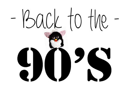 Nineties NIght - back to the 90's met dit jaren 80/90 themafeest
