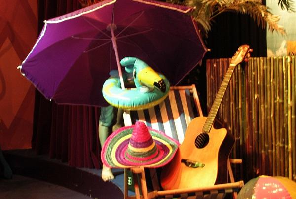 Tropical Times - Themafeest met LIve muziek, deejay en decoratie